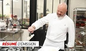 emission m6 cuisine recap top chef m6 michel sarran ému et philippe etchebest