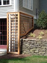 metal trellis fence home u0026 gardens geek