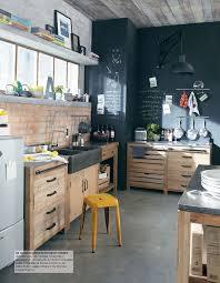 cuisine brocante maison décoration cuisines n 9 fév mar avr 2104 page 16 17