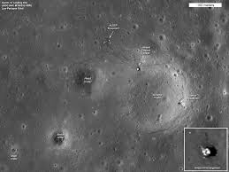 Is The American Flag Still Standing On The Moon Nasa Releases Closer Looks At Apollo Landing Sites From The Lunar