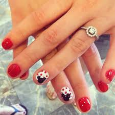 best 25 mickey mouse nails ideas on pinterest mickey mouse nail