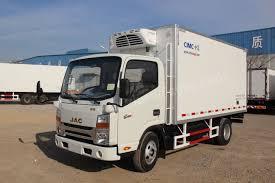 4ton 4 2 jg5100xlc4 fresh goods transportation refrigerator truck