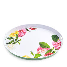 Kate Spade Vases Kate Spade New York Patio Floral Melamine Serving Tray