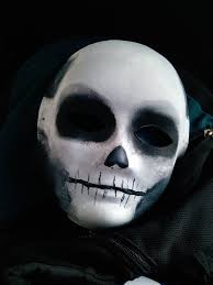 creepy mask bad creepy skull mask by selene344 on deviantart
