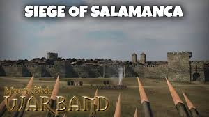 siege steiner siege of salamanca m b warband hispania 1200 mod