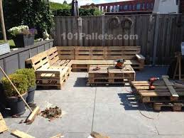 Pallet Sofa Cushions by Ideal Pallet Lounge Set 101 Pallets