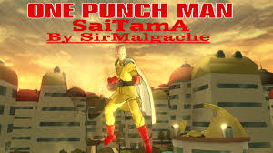 one punch man saitama one punch man xenoverse mods