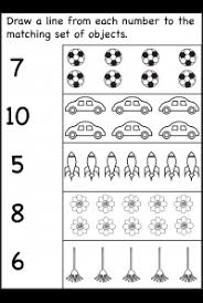 numbers u2013 count and match free printable worksheets u2013 worksheetfun