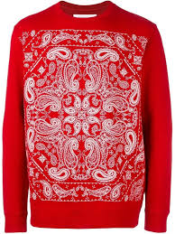 white mountaineering paisley print sweatshirt where to buy u0026 how