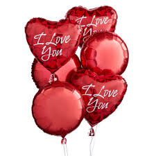balloons delivered cheap i you balloon delivery at send flowers