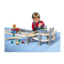 imaginarium train set with table 55 piece train set table toys r us kidkraft waterfall mountain train set