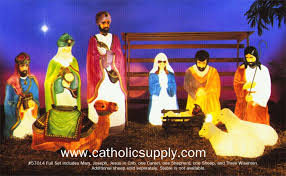 Outdoor Nativity Lighted - it u0027s the 90s let u0027s all decorate for christmas cookies sangria