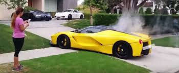 laferrari engine updated laferrari owned by qatar sheikh drives recklessly in