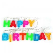 imagenes de cumpleaños sin letras p top feliz cumpleaños letra 13 led caliente centelleante lámpara