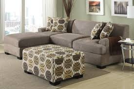 slate faux linen sectional sofa lowest price sofa sectional