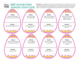 Thanksgiving Party Games Kids Diy Printable Broken Egg Riddles Game Party Pleasers