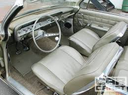 2003 Chevy Impala Interior 1962 Chevy Impala Covertible Rust Rod Network