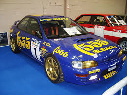 subaru gc8 rally a legend colin mcrae carsaddiction com