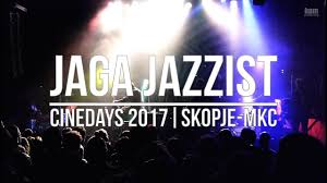 jaga jazzist a livingroom hush jaga jazzist live cinedays 2017 youtube