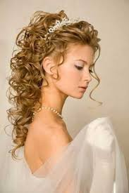 hairstyles for weddings for 50 a bridal updo with eye pleasing textures of curls brought together