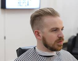 receding hair slicked back best men s haircuts hairstyles for a receding hairline