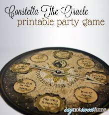 constella the oracle fun 8 ball like game for halloween or any