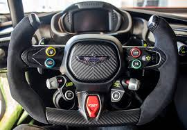 aston martin dashboard first aston martin vulcan arrives in the us gtspirit