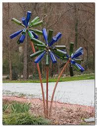 Recycled Garden Art Ideas - facas e vidros me encantam plante pinterest gardens summer