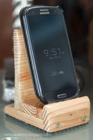 diy charging dock naldo and shirl samsung galaxy s3 diy dock