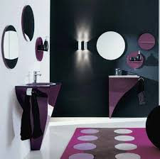 purple bathroom accessories set 15 elegant purple bathroom