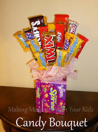 food bouquets candy bouquet memories with your kids