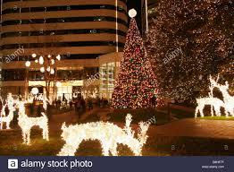 christmas lights downtown christmas lights decoration
