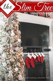 Downswept Slim Christmas Tree by The 25 Best Slim Christmas Tree Ideas On Pinterest Pencil