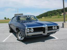 Pontiac Muscle Cars - pontiac custom s wikipedia