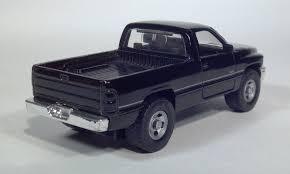 Dodge Ram Models - diecast toy pickup truck scale models