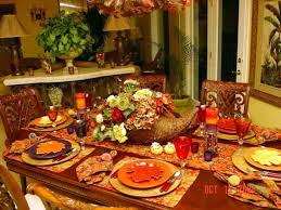25 thanksgiving decorating ideas individual table centerpieces
