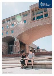 resume template accounting australian embassy bangkok map pdf bond university undergraduate guide by bond university issuu