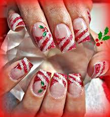 165 best christmas nails images on pinterest holiday nails xmas