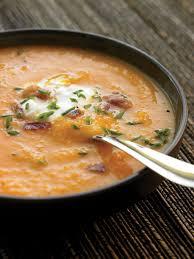 Butternut Squash And White Bean Soup Butternut Squash Soup