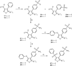 resolucion organica 5544 de 2003 notinet furazan and furoxan sulfonamides are strong α carbonic anhydrase