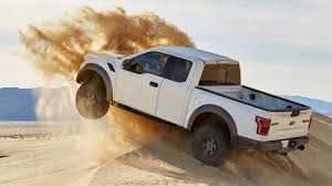 Ford Raptor With Lift Kit - here u0027s what makes the new ford raptor u0027s suspension interesting and