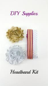 headband supplies 1171 best diy supplies kits images on diy supplies
