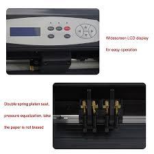 cutting plotter 60w cuting width 370mm vinyl cutter plotter model