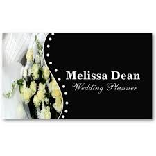 Business Card Wedding Wedding Planners Business Card Template Mycreativeshop