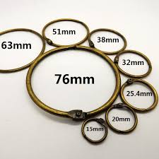 wholesale photo albums wholesale factory direct quality bronze curtain ring metal
