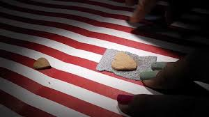 Flag Cookie Cutter Tutorial A Heart Without Cookie Cutter Youtube