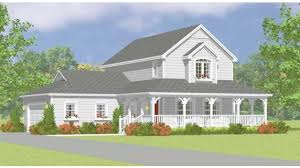 two story farmhouse plans easy to build two story hwbdo03809 farmhouse home plans from