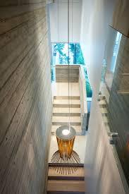 a beautiful concrete split level home in vancouver home design lover
