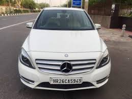 used mercedes b class 4 used mercedes b class cars for sale in delhi droom