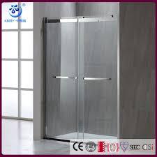 double bypass sliding shower doors 1400mm width 2 way sliding